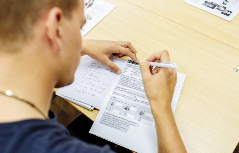Подготовка к экзамену IELTS для иимиграции в Канаду