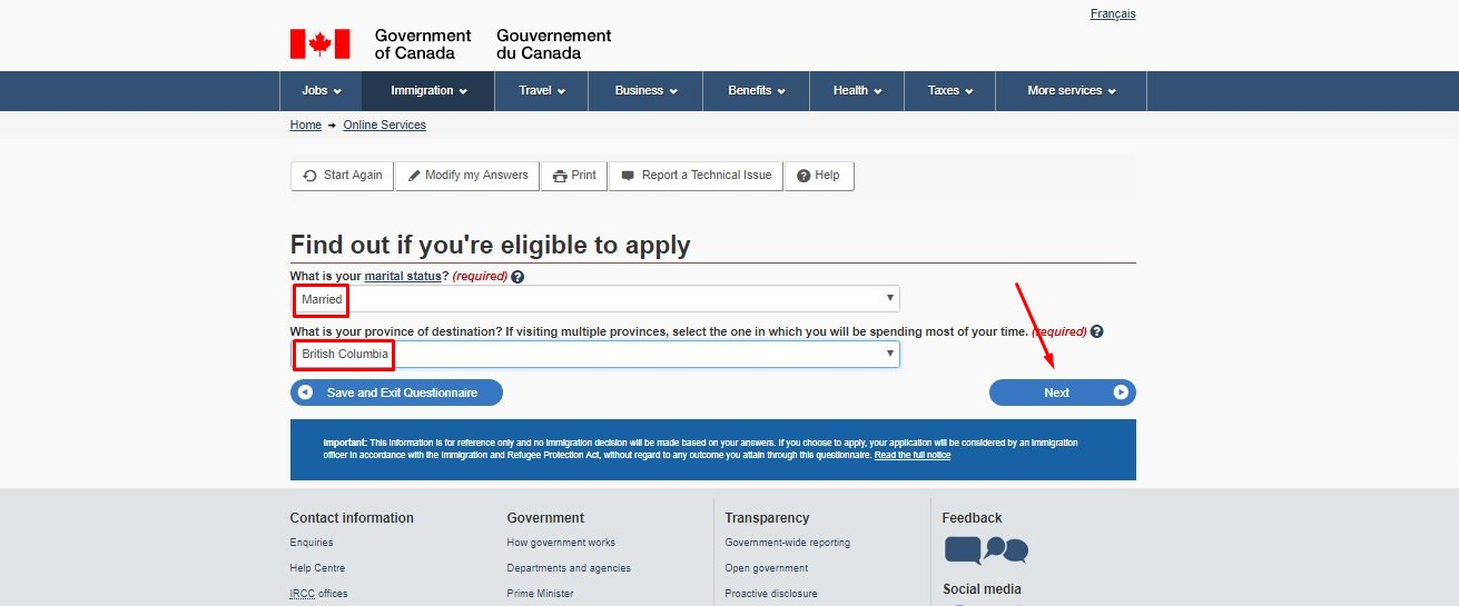 Канадская виза для белорусов самостоятельно